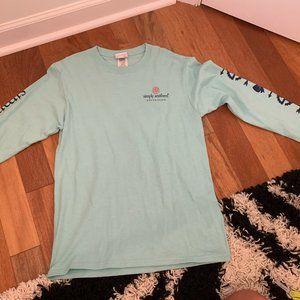 simply southern long sleeve t shirt